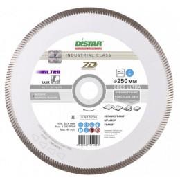 Алмазный диск Distar 1A1R 250x1,6x10x25,4 Gres Ultra (11120159019) 843.00 грн
