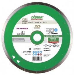 Алмазный диск Distar 1A1R 250x1,7x10x25,4 Granite Premium (11320061019) 950.00 грн