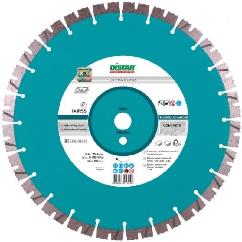 Алмазный диск Distar 1A1RSS/C3-H 300x3,0/2,0x15x25,4- (11,5)-22 Technic Advanced (14320347022) 1990.00 грн