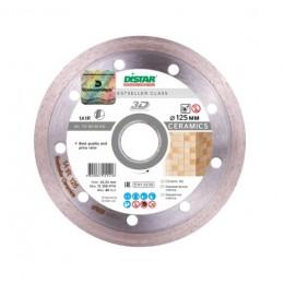 Алмазный диск Distar 1A1R 125x1,5x8x22,23 Bestseller Ceramics (11315095010)