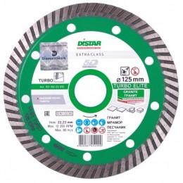 Алмазный диск Distar 1A1R Turbo 125x2,2x10x22,23 Elite (10115023010)