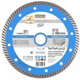 Алмазный диск Distar 1A1R Turbo 180x2,4x9x22,23 Extra (10115028014) 629.00 грн