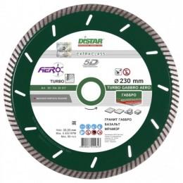 Алмазный диск Distar 1A1R Turbo 232x2,5x12x22,23 Gabbro Max (10115429018) 779.00 грн