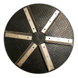 Диск с металлическими лопастями Eibenstock 380 мм для EPG400 (37726000)