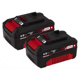 Аккумуляторы Einhell PXC-Twinpack 4,0 Ah (4511489), 4511489, 2682.00 грн, PXC-Twinpack 4,0 Ah, Einhell, Аккумуляторы для электроинструмента