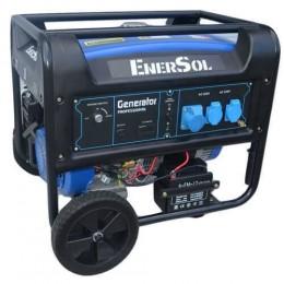 Генератор бензиновый EnerSol SG-7E(B), , 18825.00 грн, Генератор бензиновый EnerSol SG-7E(B), EnerSol, Бензиновые генераторы