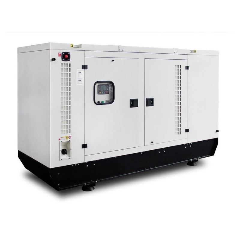 Дизельная электростанция EnerSol STSS-400E