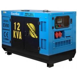 Генератор дизельный EnerSol SKDS-12E-3 139680.00 грн
