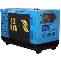 Генератор дизельный EnerSol SKDS-12E 136770.00 грн