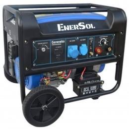 Бензиновый сварочный генератор EnerSol SWG-7E, , 26068.00 грн, Бензиновый сварочный генератор EnerSol SWG-7E, EnerSol, Сварочные генераторы