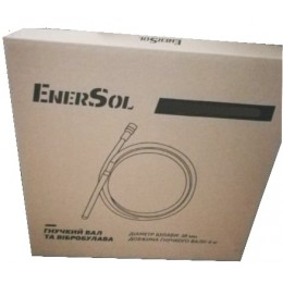 Гибкий вал и вибробулава EnerSol EVS-38-300-2000, , 1799.00 грн, Гибкий вал и вибробулава EnerSol EVS-38-300-2000, EnerSol, Вибраторы для бетона