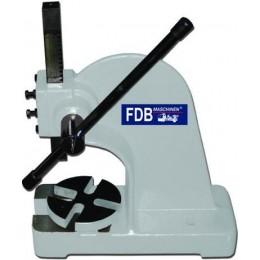 Дорновый пресс 1 тонна FDB Maschinen PR-1, 825078, 2064.00 грн, FDB Maschinen PR-1, FDB, Прессы