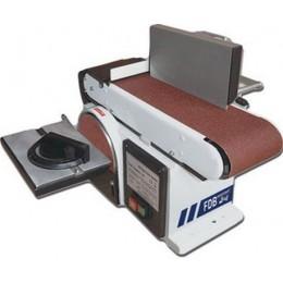 Ленточно-дисковый шлифовальный станок FDB Maschinen MM4115, 825135, 5354.00 грн, FDB Maschinen MM4115, FDB, Шлифовальные станки по металлу
