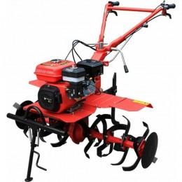Культиватор Forte 1050G красный, колеса 10