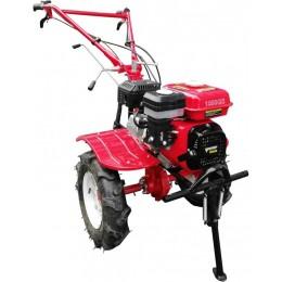 Культиватор Forte 1050G-3 красный, колеса 10