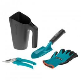 Комплект ручного садового инструмента Gardena 8966, , 570.00 грн, Комплект ручного садового инструмента Gardena 8966, Gardena, Лопаты