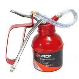 Рычажная масленка емкостью 200 мл Groz MP21F, , 21150.00 грн, Рычажная масленка емкостью 200 мл Groz MP21F, Groz, Емкости для масла и рычажные масленки