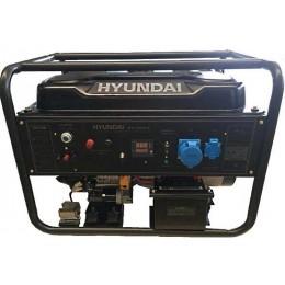 Бензиновый генератор Hyundai HHY 12500LE-3