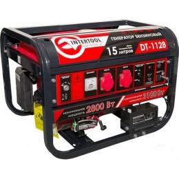 Генератор бензиновый Intertool DT-1128, , 8378.00 грн, INTERTOOL DT-1128, Intertool, Бензиновые генераторы