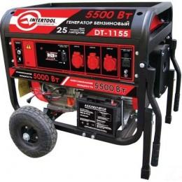 Генератор бензиновый Intertool DT-1155, , 15581.00 грн, INTERTOOL DT-1155, Intertool, Бензиновые генераторы
