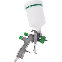 Краскораспылитель LVLP GREEN NEW Профессиональный1.3мм Intertool PT-0132