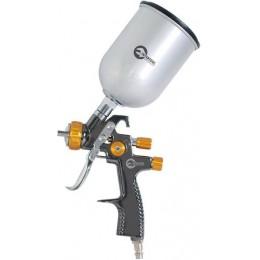Краскораспылитель LVLP BRONZE NEW Профессиональный1.8мм Intertool PT-0135