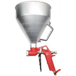 Штукатурный распылитель Intertool PT-0401, , 535.00 грн, Intertool PT-0401, Intertool, Пневматические распылители