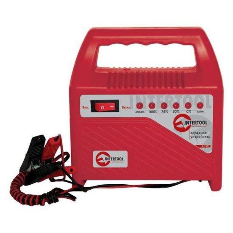 Зарядное устройство INTERTOOL AT3012 426.30 грн