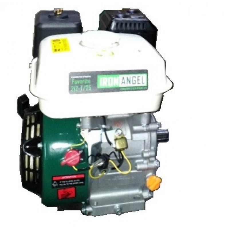 Двигатель бензиновый Iron Angel Favorite 212-T/25 (2001115) 3083.00 грн