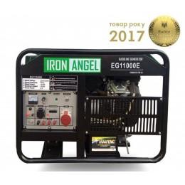Генератор бензиновый Iron Angel EG 11000E, , 59540.00 грн, Iron Angel EG 11000E, Iron Angel, Бензиновые генераторы