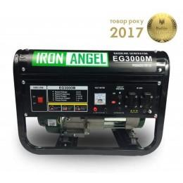 Генератор бензиновый Iron Angel EG 3000, , 6818.00 грн, Iron Angel EG 3000, Iron Angel, Бензиновые генераторы