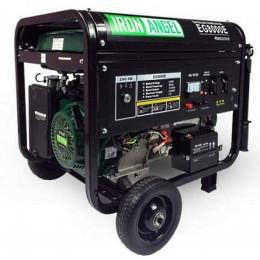 Генератор бензиновый Iron Angel EG 8000E, , 22499.00 грн, Iron Angel EG 8000E, Iron Angel, Бензиновые генераторы