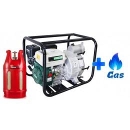 Газовая мотопомпа Iron Angel WPGD 90 LPG, , 8427.02 грн, Газовая мотопомпа Iron Angel WPGD 90 LPG, PG , Мотопомпы для грязной воды
