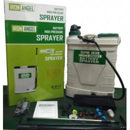 Аккумуляторный опрыскиватель Iron Angel SPR 16В