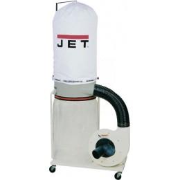 Вытяжная установка 220В JET DC-1100A, , 22282.00 грн, JET DC-1100A, Jet, Вытяжные установки и стружкоотсосы