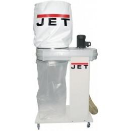 Стружкотсос 2,8кВт JET DC-1800, , 11656.00 грн, JET DC-1800, Jet, Вытяжные установки и стружкоотсосы