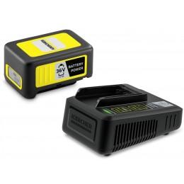 Аккумулятор Karcher 36 V 5 Ah + быстрозарядное устройство (2.445-064.0) 5334.00 грн