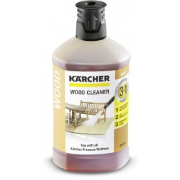 Средство для чистки древесины Karcher Plug-n-Clean 3-в-1, 1 л (6.295-757.0), , 219.00 грн, Средство для чистки древесины Karcher Plug-n-Clean 3-в-1, 1 л (6, Karcher, Аксессуары к минимойкам
