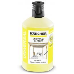Универсальное чистящее средство Karcher Plug-n-Clean, 1 л (6.295-753.0), , 219.00 грн, Универсальное чистящее средство Karcher Plug-n-Clean, 1 л (6.295, Karcher, Автооборудование