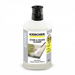 Средство для очистки камня и фасадов Karcher Plug-n-Clean 3-в-1, 1 л (6.295-765.0), , 208.00 грн, Средство для очистки камня и фасадов Karcher Plug-n-Clean 3-в-1,, Karcher, Автооборудование