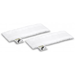 Комплект микроволоконных салфеток Karcher для пола EasyFix (2.863-259.0) 533.00 грн