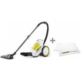 Пылесос Karcher VC 3 Premium + полотенце (9.610-877.0), , 4199.00 грн, Пылесос Karcher VC 3 Premium + полотенце (9.610-877.0), Karcher, Строительные пылесосы