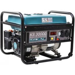 Двухтопливный генератор Konner & Sohnen KS 3000G, , 12869.00 грн, Двухтопливный генератор Konner & Sohnen KS 3000G, Konner and Sohnen, Бензиновые генераторы