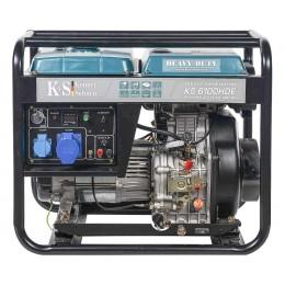 Дизельный генератор Konner&Sohnen KS 6100HDE, , 35671.00 грн, Дизельный генератор Konner&Sohnen KS 6100HDE, Konner and Sohnen, Дизельные генераторы
