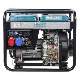 Дизельный генератор Konner&Sohnen KS 8100HDE-1/3 ATSR, , 43119.00 грн, Дизельный генератор Konner&Sohnen KS 8100HDE-1/3 ATSR, Konner and Sohnen, Дизельные генераторы