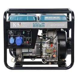 Дизельный генератор Konner&Sohnen KS 8100HDE, , 39885.00 грн, Дизельный генератор Konner&Sohnen KS 8100HDE, Konner and Sohnen, Дизельные генераторы