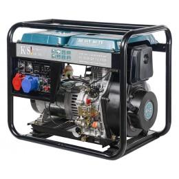 Дизельный генератор Konner&Sohnen KS 9100HDE-1/3 ATSR, , 46157.00 грн, Дизельный генератор Konner&Sohnen KS 9100HDE-1/3 ATSR, Konner and Sohnen, Дизельные генераторы