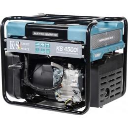 Инверторный генератор Konner&Sohnen KS 4500i, , 21999.00 грн, Инверторный генератор Konner&Sohnen KS 4500i, Konner and Sohnen, Инверторные генераторы