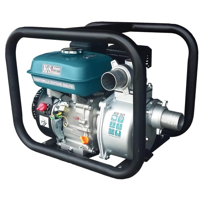Мотопомпа для чистой воды Konner & Sohnen KS 50 6824.00 грн