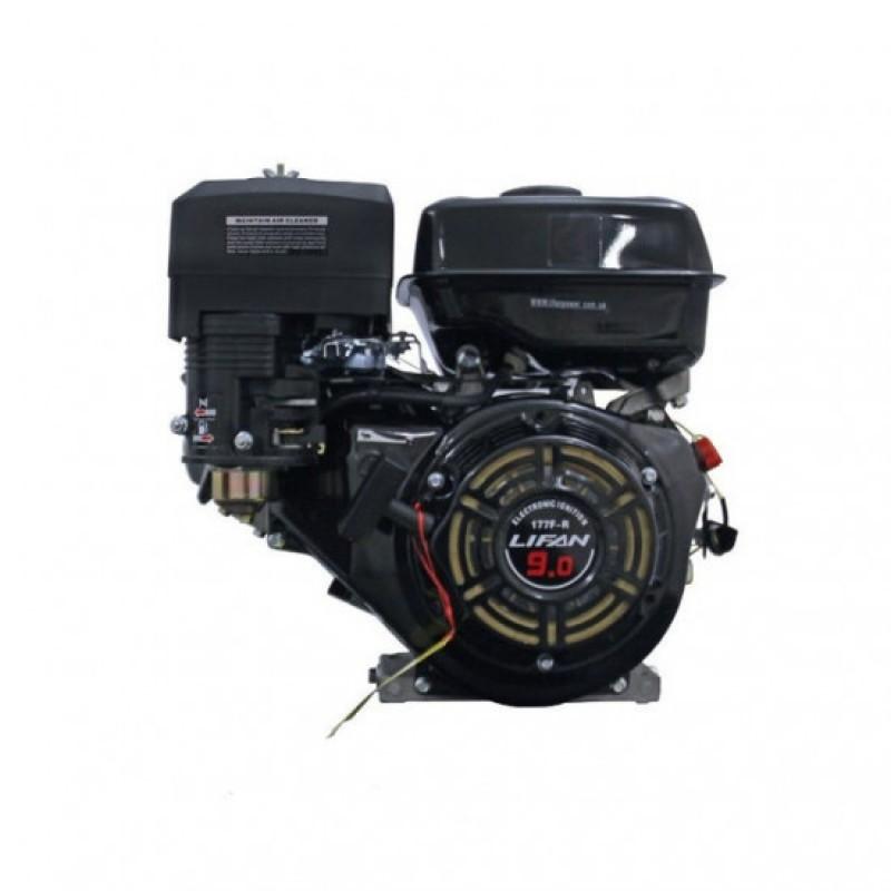 Двигатель общего назначения Lifan LF177FD бензин-газ c электростартером